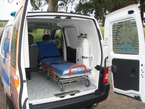 Ambulancia Municipalidad de Crespo Entre Rios