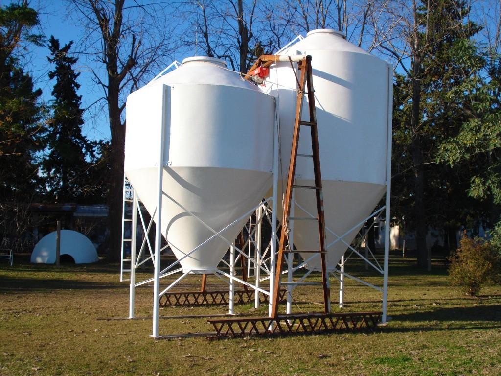 silos de 8 y 16 tn